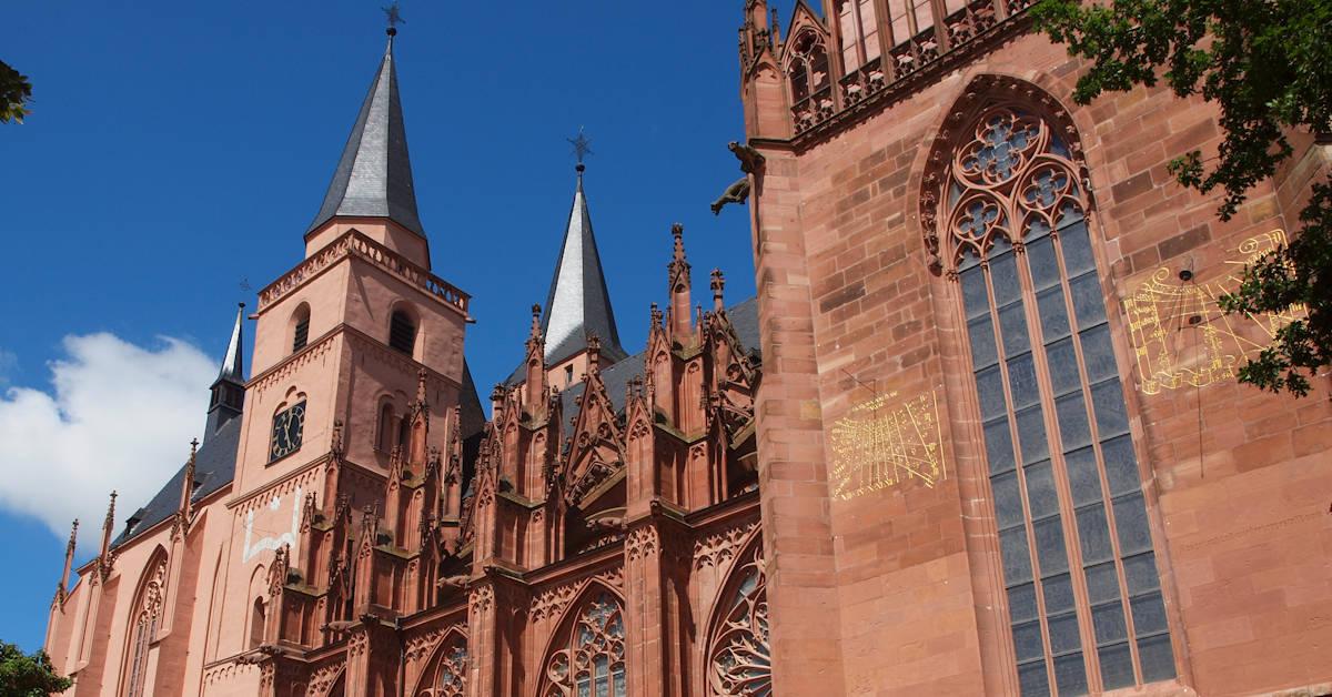 Die Katharinenkirche in Oppenheim