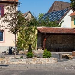 image de Der Dexheimer Dorfplatz