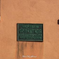 image de Geburtshaus des Pioniers der deutschen Ziegenzucht
